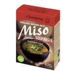Instant miso soeppasta