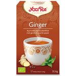 Ginger Yogi Tea