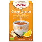 Yogi Tea Ginger Orange