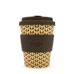 Koffiebeker van bamboe 340 ml van Ecoffee Cup Threadneedle
