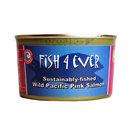 Wilde roze Pacific zalm van Fish4ever