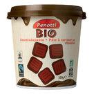 Biologische chocoladepasta zonder e-nummers