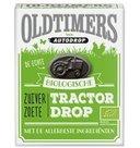 Biologische oldtimers zoete tractor drop