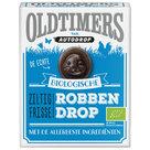 Biologische oldtimers zoute robben drop