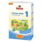 Holle babyvoeding zuigelingenmelk 1 Biologische babyvoeding