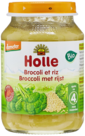 Broccoli met rijst