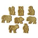 spelt dierentuin koekjes