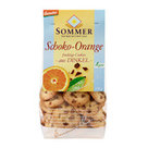 spelt chocolade sinaasappel koekjes sommer & co