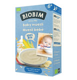 Biobim Babymuesli 250 gram v.a. 6 maand (biologisch)_15