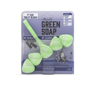 Toiletblokjes Lavendel Rozemarijn (Marcel's Green Soap)