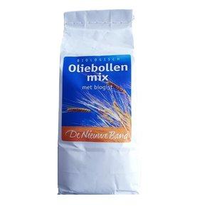 Biologische oliebollenmix met gist