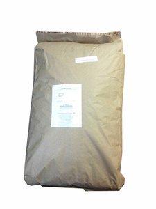Ronde Zilvervliesrijst 25 kilo Grootverpakking (biologisch)