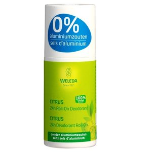 Weleda Citrus Deodorant Roller 50 ml