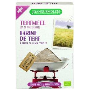 Glutenvrij Teffmeel 300 gram (biologisch)