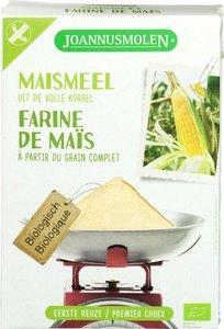 Glutenvrij Maismeel 350 gram (biologisch)