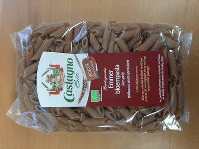 Emmer Penne (Halfvolkoren!) 500 gram (biologisch)