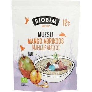 Biobim Muesli Mango Abrikoos