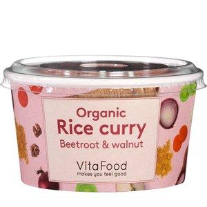 Instant Rijst-Biet Curry (biologisch)
