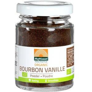 Vanillepoeder (ongezoet) 30 gram (biologisch)