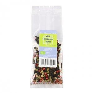Peperkorrels 4 Kleuren 20 gram (biologisch)