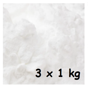 Baking Soda 3 kg Grootverpakking (Natriumbicarbonaat)