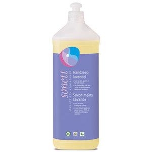 Sonett handzeep Lavendel 1 liter navulverpakking