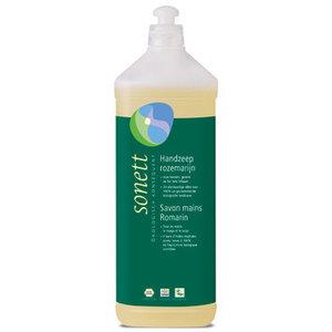Sonett handzeep Rozemarijn 1 liter navulverpakking