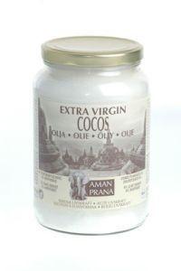 Kokosolie kopen van Amanprana