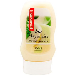 Biologische mayonaise kopen knijpfles