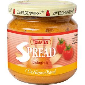 Biologische tomatenspread