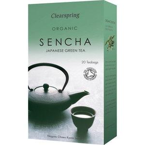 Sencha Groene Thee (biologisch)