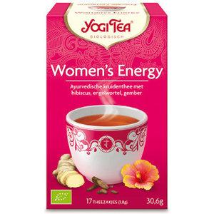 Yogi Tea Women's Energy (biologisch)