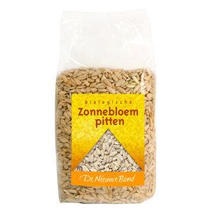 Zonnebloempitten 500 gram (biologisch)