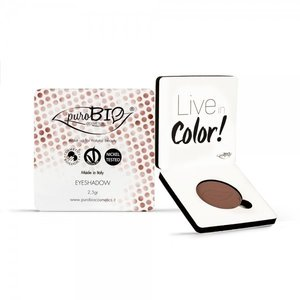 Bruine oogschaduw van puroBio