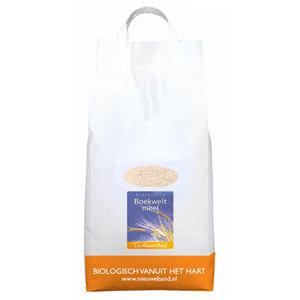 Boekweitmeel grootverpakking (volkorenmeel)