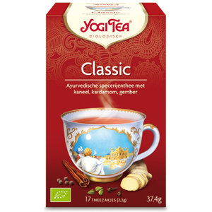 Yogi Tea classic cinnamon spice