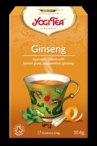 Yogi Tea Ginseng THT 31/3/20 - 17 zakjes (biologisch)