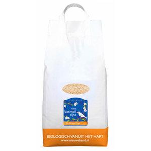 Witte basmatirijst grootverpakking