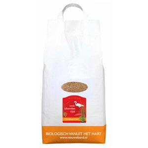 Ronde Zilvervliesrijst 5 kilo Grootverpakking (biologisch)