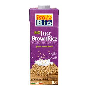Rijstmelk van Bruine Rijst 1 liter (biologisch)