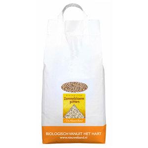 Biologische zonnebloempitten kopen in grootverpakking