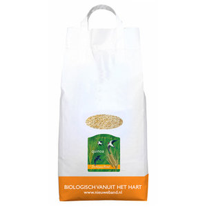Biologische quinoa in grootverpakking