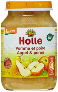 Bio Fruithapje appel peer van Holle