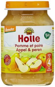 Bio Fruithapje appel peer van Holle