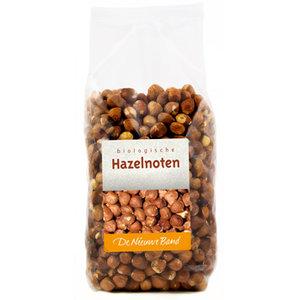 Hazelnoten Voordeelverpakking 1 kilo (biologisch)