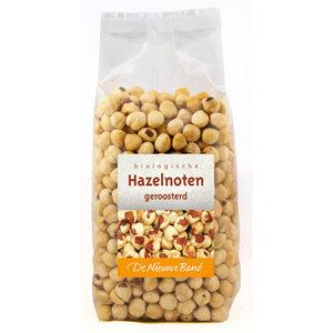 Hazelnoten Geroosterd 1 kilo (biologisch)
