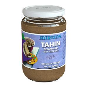 Tahin met Zeezout 650 gram (biologisch)
