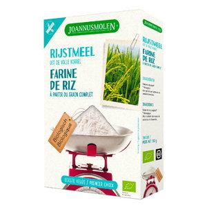 Glutenvrij rijstmeel