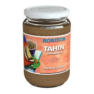 Tahin zonder toegevoegd zout 650 gram (biologisch)
