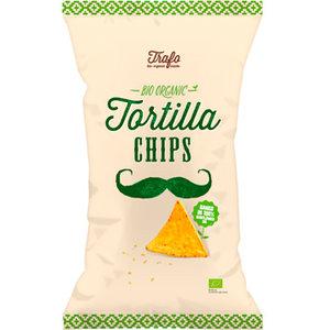 Tortillachips Familiezak 200 gram (biologisch)